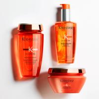 Oléo-Relax – грижа за непокорна коса
