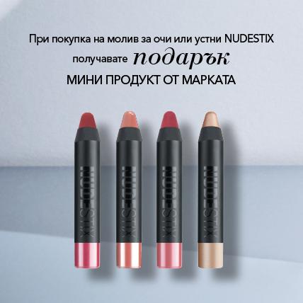 Nudestix мини продукт за всеки молив за очи или устни