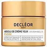 DECLEOR Peony Anti-Ageing Eye Cream Absolute - Douglas