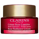 Clarins Super Restorative Rose Radiance Cream - All Skin Types  - Douglas