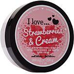 I love... Strawberries & Cream Body Butter - Douglas