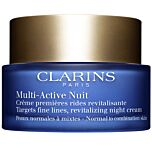 Clarins Multi-Active Night - Normal to Combination Skin - Douglas