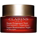 Clarins Super Restorative Night- all skin types - Douglas