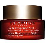 Clarins Super Restorative Night- very dry skin - Douglas