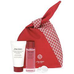 Комплект Shiseido Почистващо дуо мини - Douglas