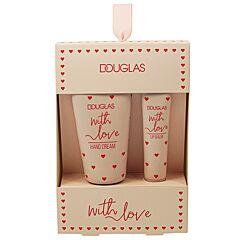Комплек Douglas With Love Collection Small Lip & Hand Giftset  - Douglas