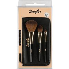 КОМПЛЕКТ Douglas Accessories Classic Makeup Brush STARTER KIT COMPLEXTION - Douglas