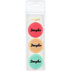 Комплект Douglas Accessories  Empty Jars Set_3 Pcs - Douglas