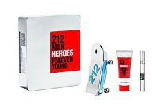 Комплект CAROLINA HERRERA 212 Men Heros - Douglas