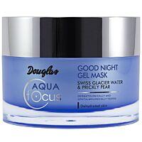Douglas AQUA FOCUS Good night gel mask - Douglas