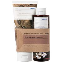Комплект KORRES Jasmine Body Milk & Shower Gel - Douglas