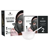 Shangpree Black Premium Modeling Mask (Inclu. Bowl & Spatula) - Douglas