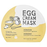 TCFS Egg Cream Mask Hydration