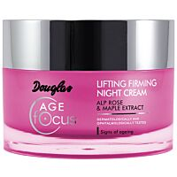 Douglas Age FOCUS Lifting firming night cream - Douglas