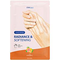 Stay Well Radiance & Softening Hand Mask C VITAMIN COMPLEX - Douglas