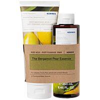 Комплект KORRES Bergamot Pear Body Milk & Shower Gel - Douglas