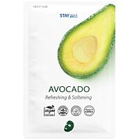 STAY Well Vegan sheet mask - AVOCADO - Douglas