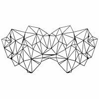 BIJOUX INDISCRETS Vinyl Mask - Kristine - Douglas