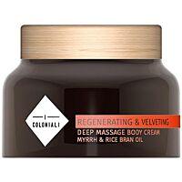 I COLONIALI Regenerating & Velveting Deep Massage Body Cream - Douglas