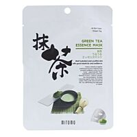 MITOMO Green Tea Japan Facial Essence Mask - Douglas