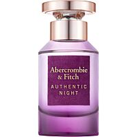 ABERCROMBIE&FITCH Authentic Night Woman - Douglas