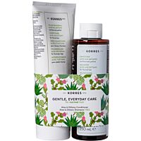 Комплект KORRES Aloe & Dittany - Conditioner & Shampoo  - Douglas
