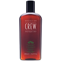 AMERICAN CREW 3-In-1 Shampoo Conditioner And Body Wash Tea Tree - Douglas