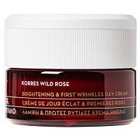 Korres Wild Rose Day Cream Dry Skin - Douglas