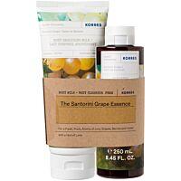 Комплект KORRES Santorini Grape Body Milk & Shower Gel - Douglas