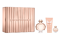 КОМПЛЕКТ Olympea Edp 50 + Body Lotion 75 ml.  + Mini Perfume 6 ml.