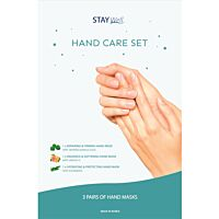Stay Well Hand Care Set (3 masks) - Douglas