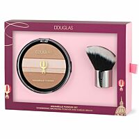 Douglas Make Up Aquarelle Powder + Kabuki Brush - Douglas