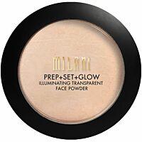 MILANI Prep+Set+Glow Illuminating Transparent Powder - Douglas