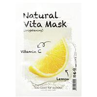 TCFS Natural Vita Mask Brightening (C/Lemon) - Douglas