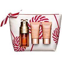Комплект Clarins Double Serum & Extra-Firming Collection