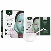 Shangpree Green Premium Modeling Mask (Inclu. Bowl & Spatula)