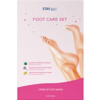 Stay Well Foot Care Set (3 masks) - Douglas