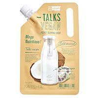 Missha Talks Vegan Squeeze Pocket Sleeping Mask [Mega Nutritious] - Douglas