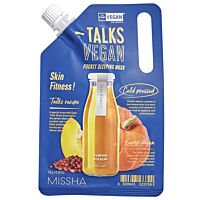 Missha Talks Vegan Squeeze Pocket Sleeping Mask [Skin Fitness] - Douglas