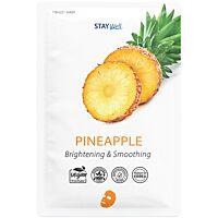 STAY Well Vegan sheet mask - PINEAPPLE - Douglas