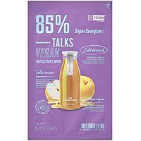 Missha Talks Vegan Squeeze Sheet Mask [Super Energizer] - Douglas