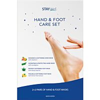 Stay Well Hand & Foot Care Set (4 masks) - Douglas