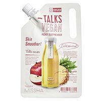 Missha Talks Vegan Squeeze Pocket Sleeping Mask [Skin Smoother] - Douglas