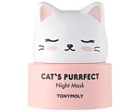 TONY MOLY Cat'S Purrefect Night Mask - Douglas