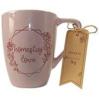 Douglas Homestay Love Mug - Douglas
