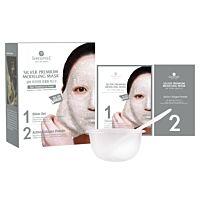 Shangpree Silver Premium Modeling Mask (Inclu. Bowl & Spatula) - Douglas