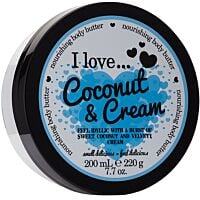 I love... Coconut & Cream Body Butter