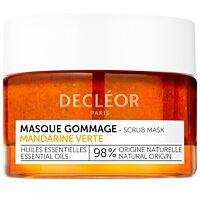 DELCEOR Green Mandarin Scrub mask - Douglas