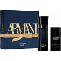 Комплект Giorgio Armani Armani Code Homme Edt 50Ml Xmas Set - Douglas