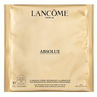 Lancôme Absolue Regenerating Brightening Cream Mask x1